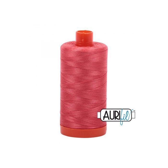 Aurifil Garn Medium Red