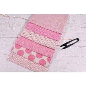 Tilda Fat Quarter Bundle Classics pink