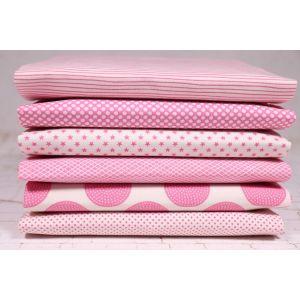 Tilda Fat Eight Bundle Classics pink
