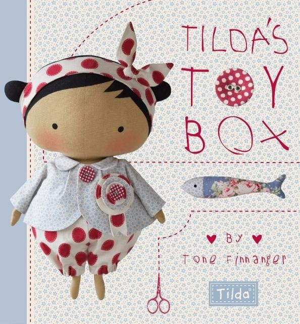 Tilda Buch Tilda's Toy Box